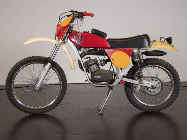 Aprilia Scarabeo 125 Cross