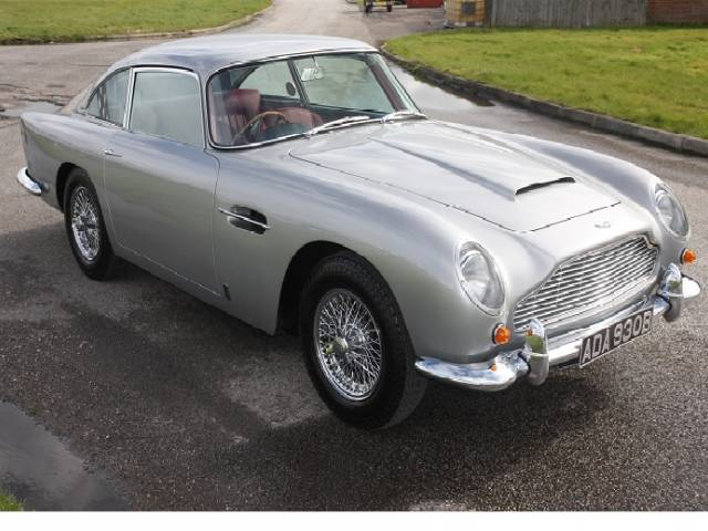 For Sale Aston Martin DB Offered For GBP - Aston martin db5 1964 price