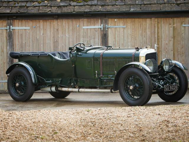 Bentley 6 1/2 Litre Speed Six   1929 Bentley Speed Six For Sale At