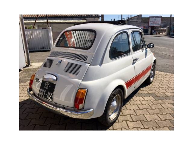 fiat 500 d 39 occasion de 1968 6 000 km 8 990. Black Bedroom Furniture Sets. Home Design Ideas