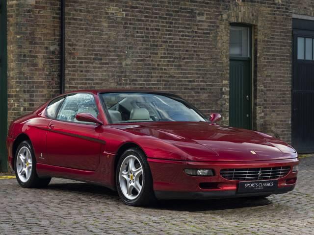 Ferrari 456 Gt 1994 For Sale Classic Trader