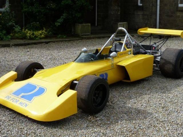 Grd Formula  Racing Cars
