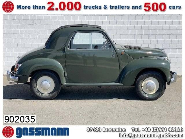Fiat 500 C Topolino 1952 Für 16 900 Eur Kaufen