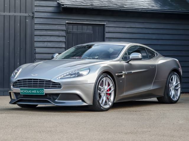 For Sale Aston Martin Vanquish 2017 Offered For Gbp 95 000