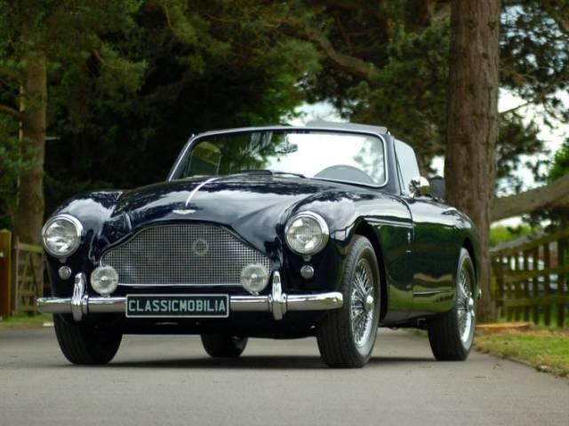 Aston Martin Db 2 4 Mk Iii 1958 For Sale Classic Trader
