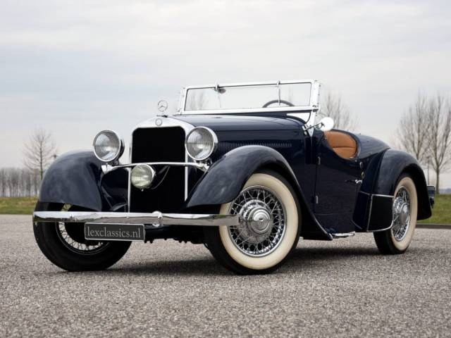 Mercedes-Benz 170 Sport-Roadster