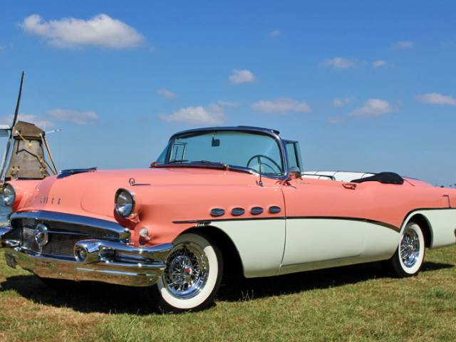 For Sale: Buick Roadmaster (1956) offered for GBP 76,576