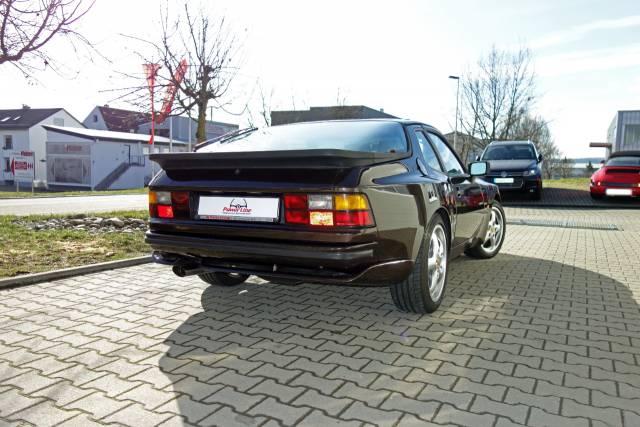 Porsche 944 S2 Stahlflex Bremsschläuche