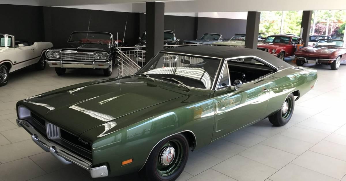 Dodge Charger (1969) für 59.500 EUR kaufen