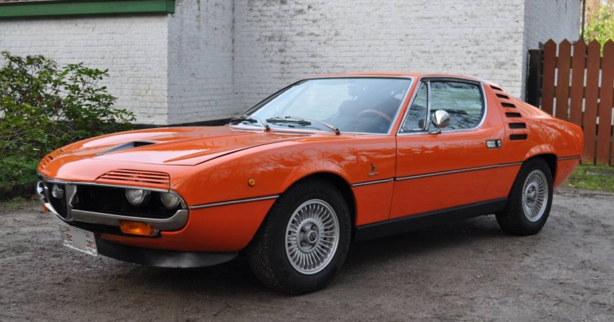 Alfa romeo montreal 1973 for sale classic trader for Garage alfa romeo luxembourg