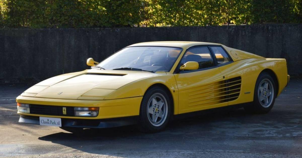 Ferrari Testarossa 1991 Für 129 900 Eur Kaufen