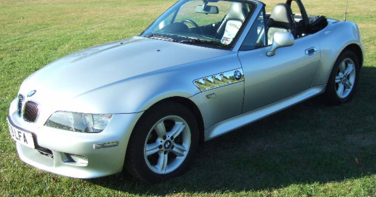 For Sale Bmw Z3 2 2i 2001 Offered For Gbp 5 495
