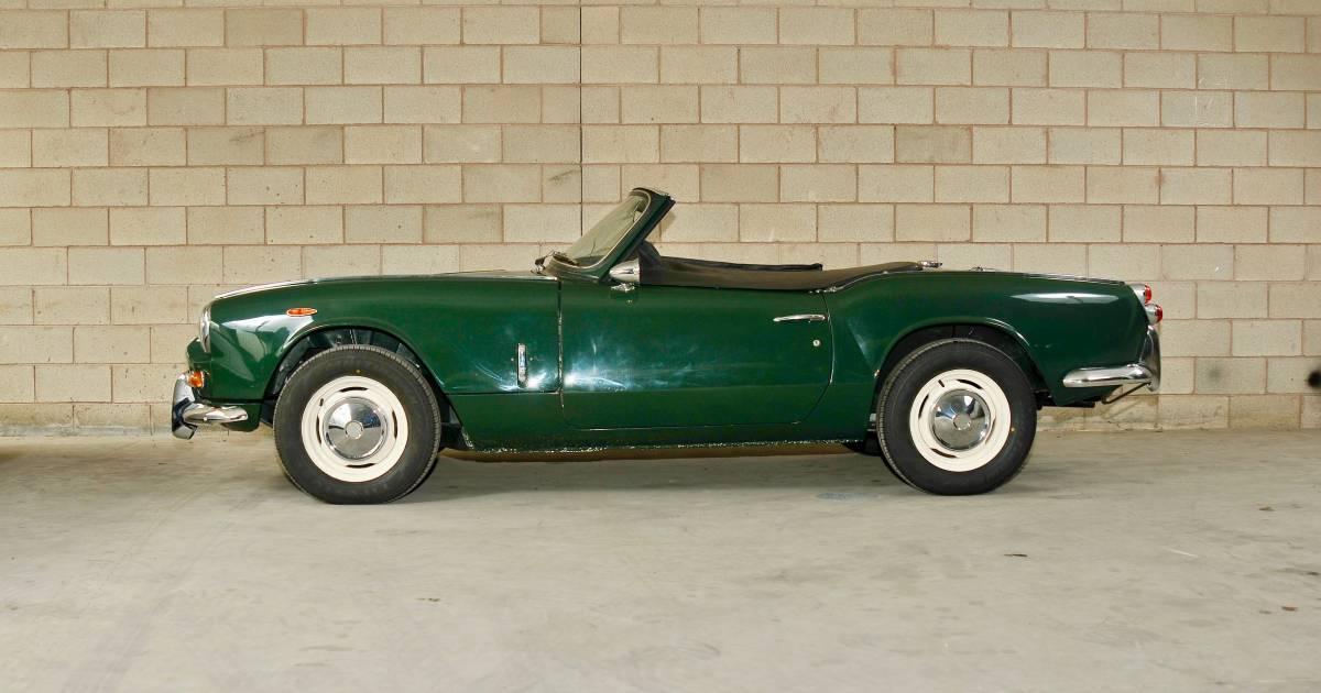 Triumph spitfire mk ii 1966 in vendita a eur for 730 precompilato accedi