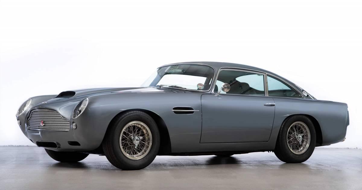 Aston Martin Db 4 1961 For Sale Classic Trader