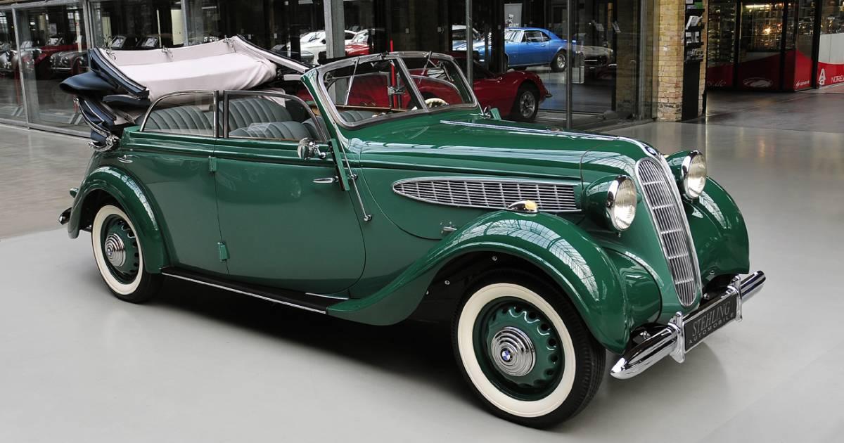 BMW 326 (1939) kaufen - Classic Trader