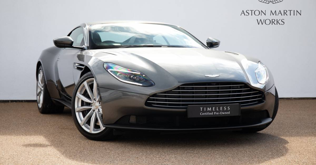 For Sale Aston Martin Db 11 V8 2018 Offered For Gbp 94 950