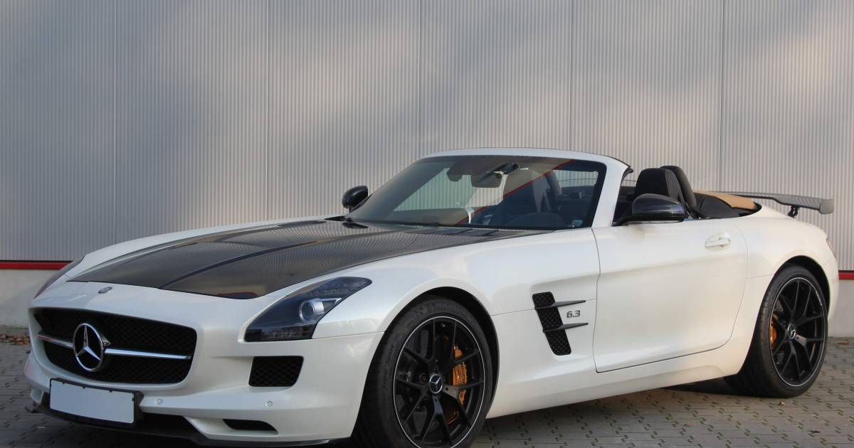 mercedes benz sls amg gt roadster final edition 2014. Black Bedroom Furniture Sets. Home Design Ideas