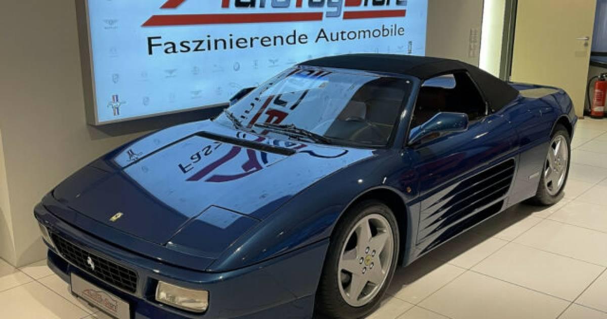 Ferrari 348 Spider 1995 Für 109 000 Eur Kaufen