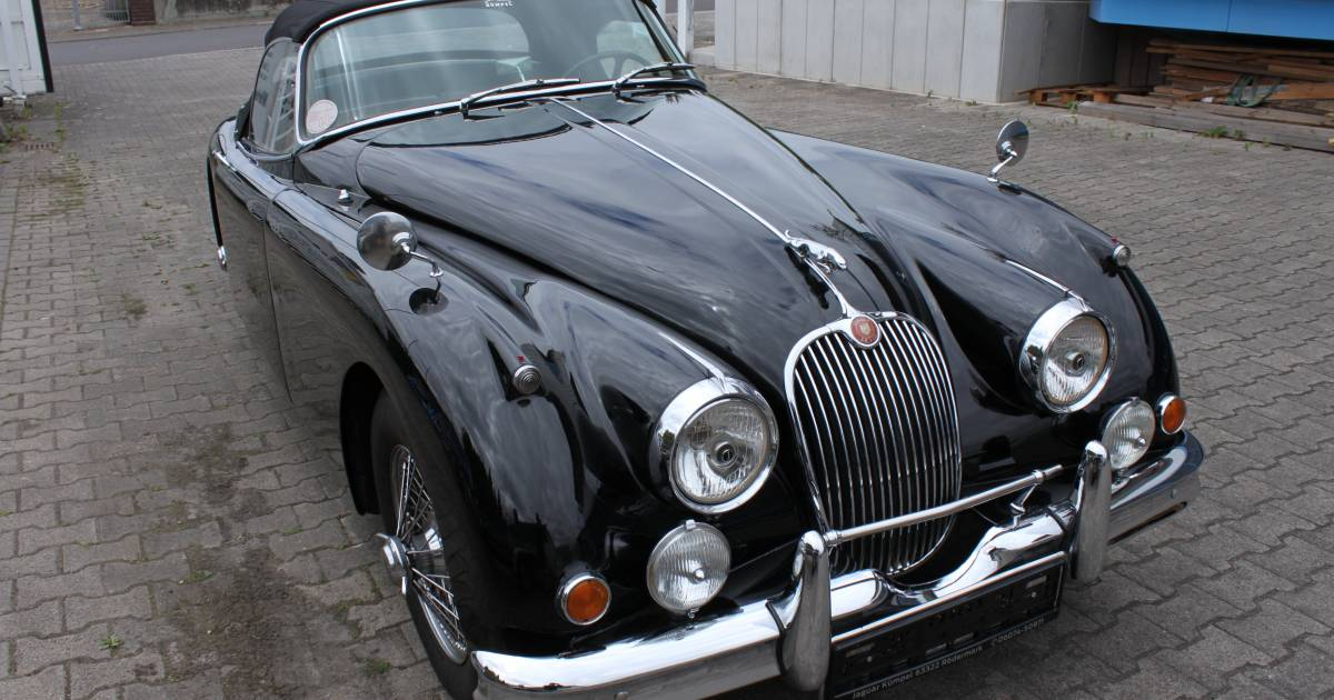 For Sale: Jaguar XK 150 OTS (1958) offered for AUD 198,478