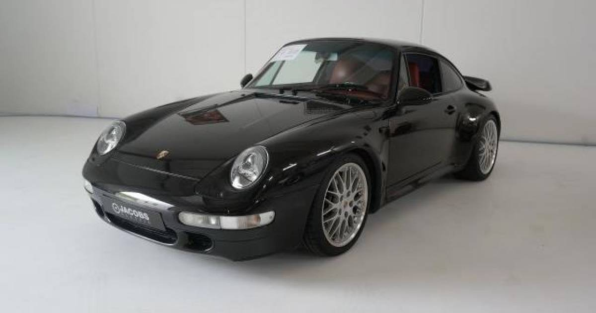 porsche 911 carrera s 1997 f r eur kaufen. Black Bedroom Furniture Sets. Home Design Ideas