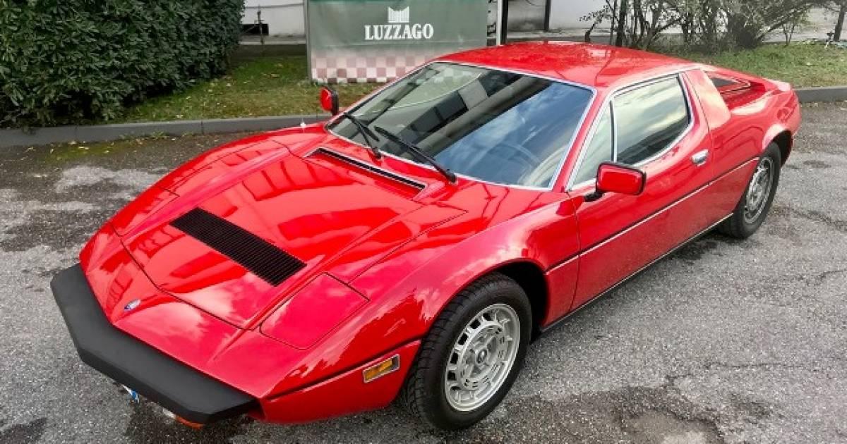 Maserati Merak SS (1979) in vendita a 87.000 EUR
