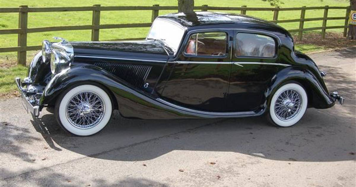 Jaguar Mk IV 2,5 Litre (1947) for Sale - Classic Trader