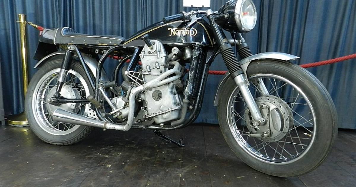 Norton Norimp (1965) für 17.900 EUR kaufen