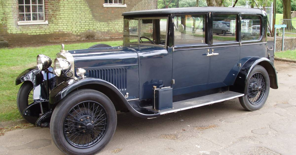 For Sale Sunbeam 169 1928 Offered For Gbp 25000