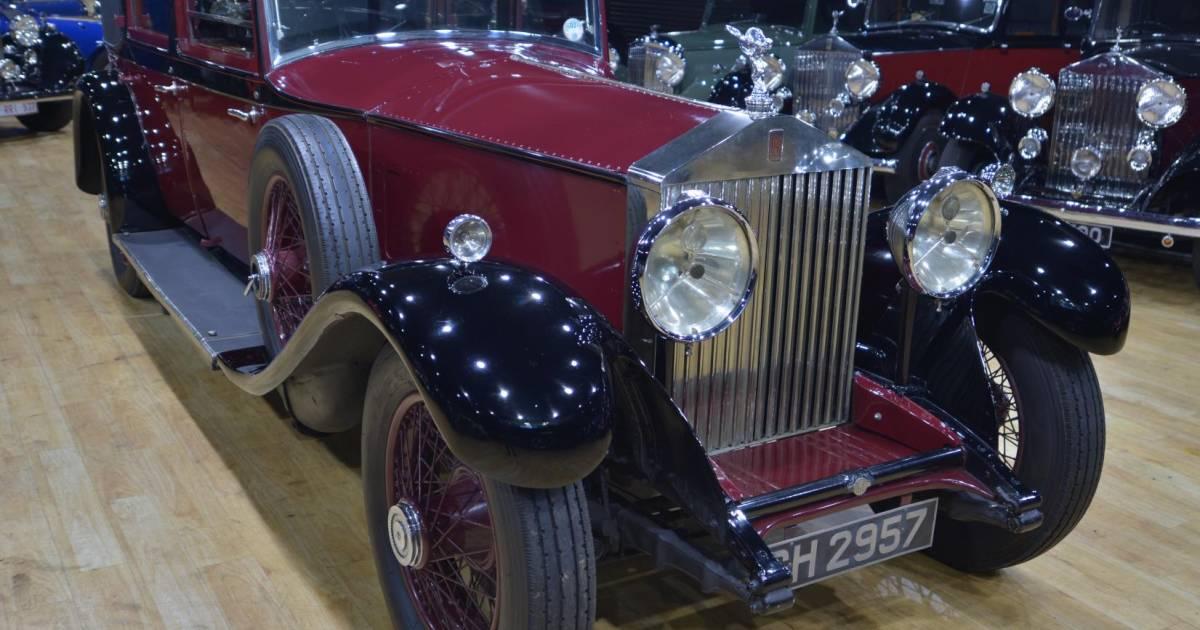 rolls royce phantom ii 1930 f r eur kaufen. Black Bedroom Furniture Sets. Home Design Ideas