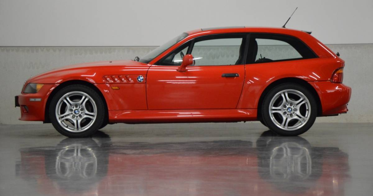 For Sale Bmw Z3 Coup 233 2 8 1998 Offered For Gbp 21 170