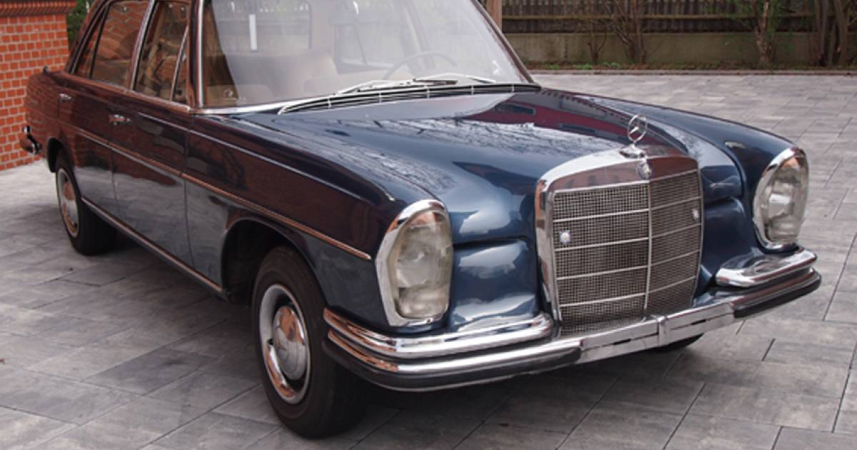 For Sale: Mercedes-Benz 300 SEL (1967) offered for AUD 32,925
