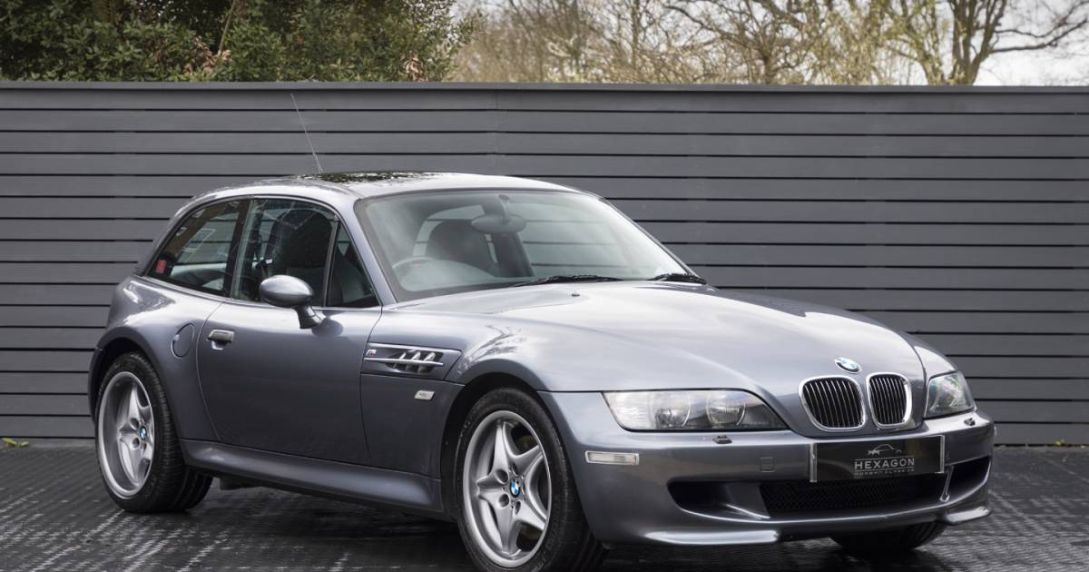 For Sale Bmw Z3 M Coupe 2002 Offered For Gbp 64 995