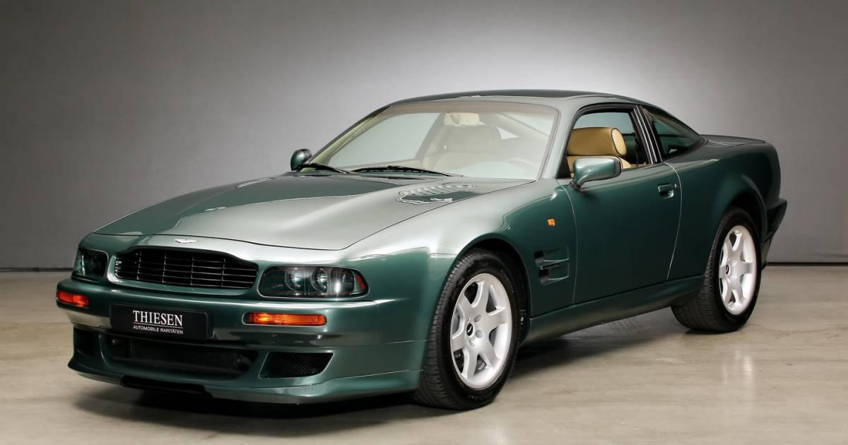 Aston Martin V8 Vantage V550 1995 Für 365 000 Eur Kaufen